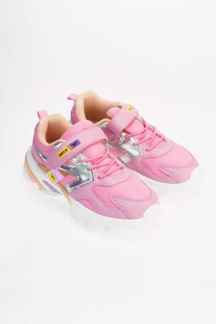 Кроссовки для девочек RAVESK цв. розовый р-р. 35