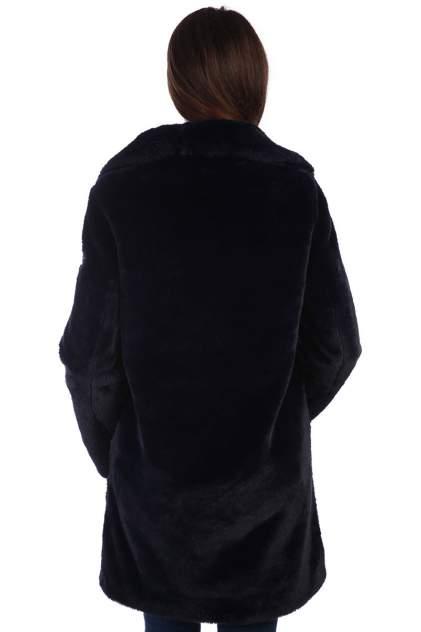 Шуба женская FRIEDA SQ58716 синяя 42