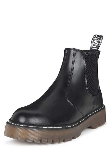 Ботинки женские T.Taccardi K0729MH-2, черный