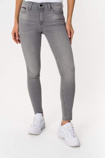 Джинсы женские Tommy Jeans DW0DW08114 серые 30/32