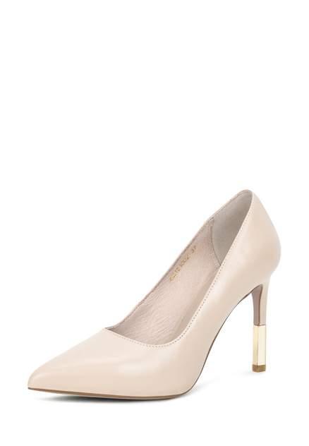 Туфли женские Pierre Cardin JX21W-445-2F, бежевый