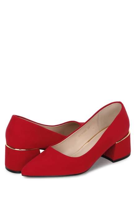 Туфли женскиеТуфли женские  T.TaccardiT.Taccardi  ZD21AW-45ZD21AW-45, , красныйкрасный