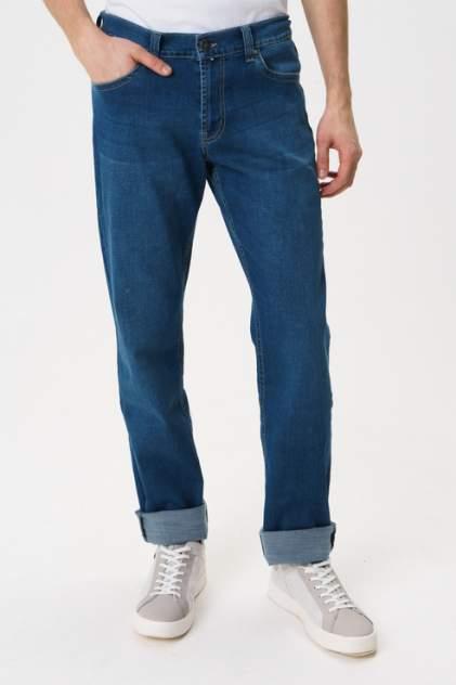 Джинсы мужские F5 9638 синие 48