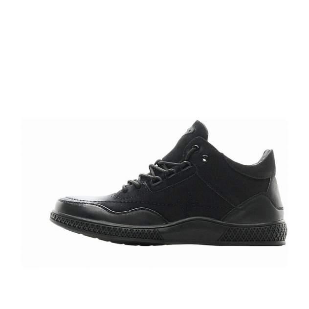 Мужские ботинки ZENDEN 248-01MV-012GR, черный