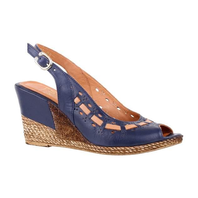 Туфли женские Shoes Market 32-70-08, синий