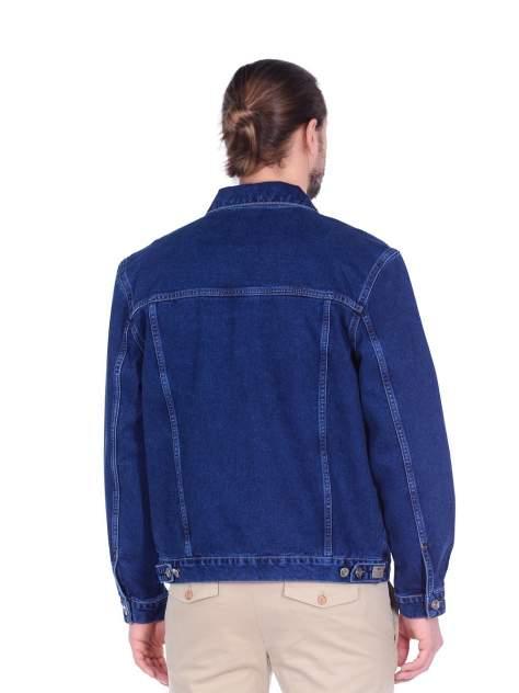 Джинсовая куртка мужская Dairos GD5060104 синяя XXL