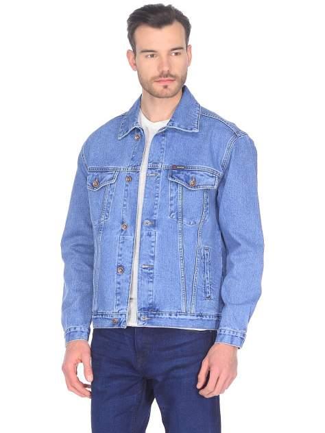 Джинсовая куртка мужская Dairos GD5060110 голубая M
