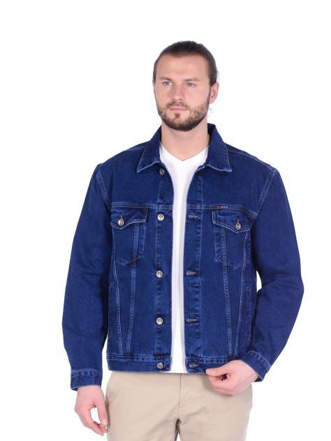 Мужская джинсовая куртка DAIROS GD5060502, синий