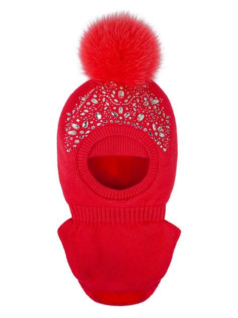 Шапка-шлем ALEKSA, арт. sh-kh-7, р-р L (56-58), цв. малиново-красный