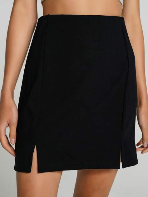 Женская юбка ТВОЕ 75591, черный