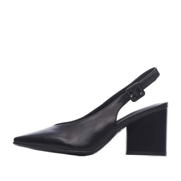 Туфли женские ZENDEN 25-01WB-067ST, черный