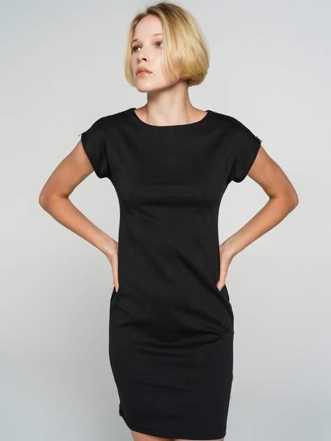 Повседневное платье женское ТВОЕ 72094 черное XL