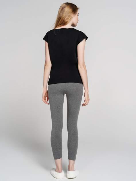 Пижама женская ТВОЕ 71697 черная XS