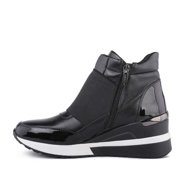 Ботинки женские ZENDEN 25-91WB-012ST, черный