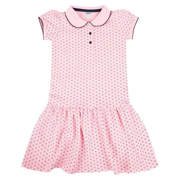 Платье детское Fresh Style, цв.розовый