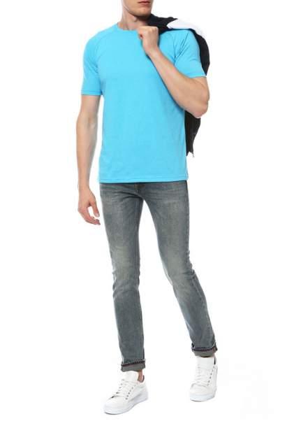 Футболка мужская Rocawear R0219T03 голубая M