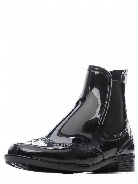 Женские резиновые резиновые ботинки INSTREET 268-33WA-198XT, черный