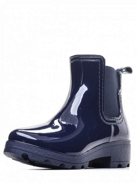 Резиновые ботинки женские INSTREET 268-33WA-200XT синие 41 RU