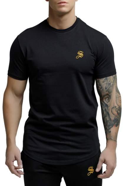 Футболка мужская Sarman SC6 черная S