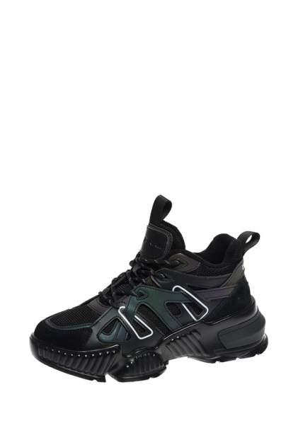 Кроссовки женские Strobbs F7014_2 черные 36 RU