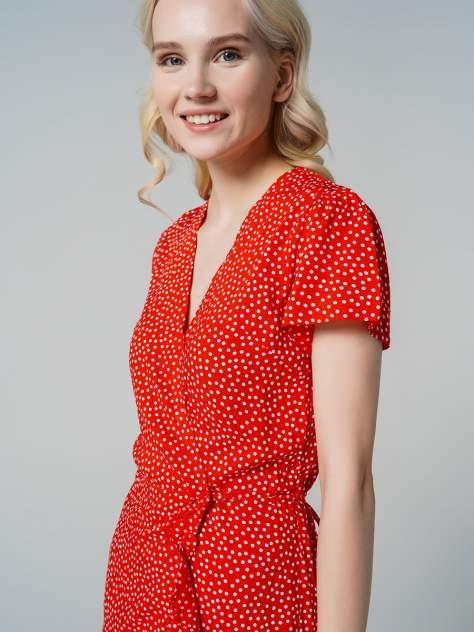Платье женское ТВОЕ A6360 красное L