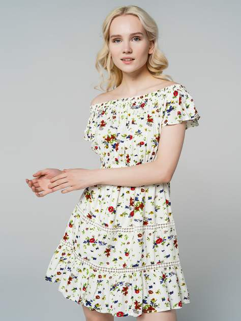 Женское платье ТВОЕ A6361, белый