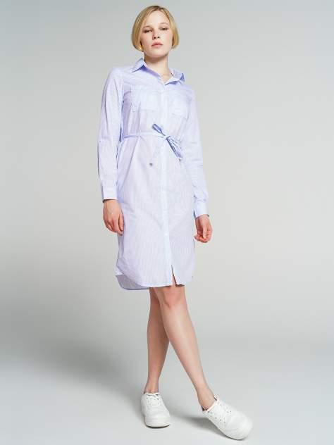 Платье женское ТВОЕ A6367 голубое XL