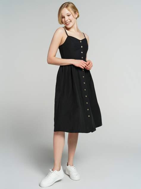 Женское платье ТВОЕ A8058, черный