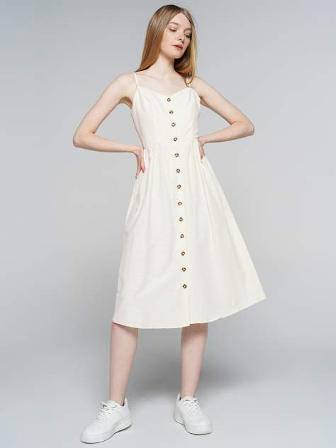 Платье женское ТВОЕ A8058 белое L