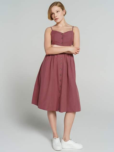 Женское платье ТВОЕ A8058, бордовый