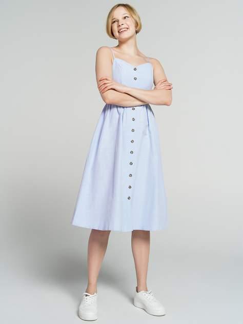 Женское платье ТВОЕ A8058, голубой