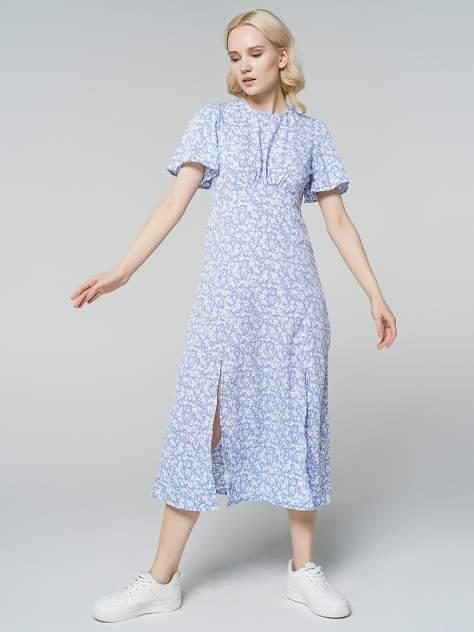 Женское платье ТВОЕ A8082, голубой