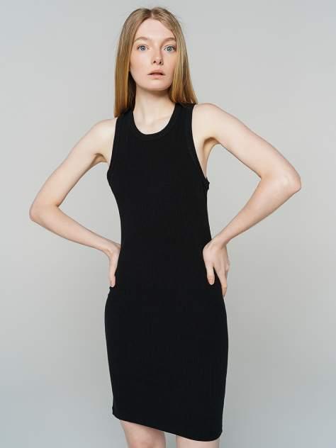 Платье женское ТВОЕ 80596 черное S