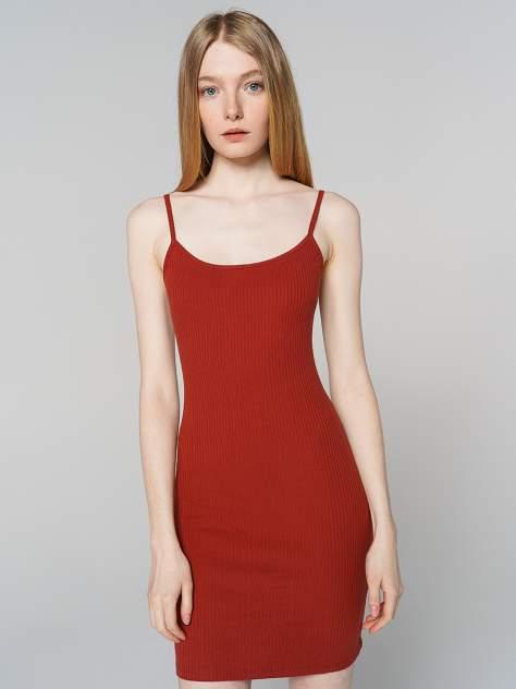 Женское платье ТВОЕ 80597, бордовый