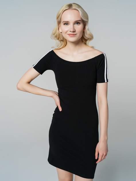 Платье женское ТВОЕ 81287 черное XL