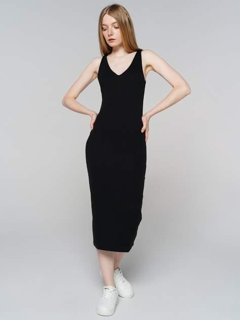 Платье женское ТВОЕ 81299 черное L