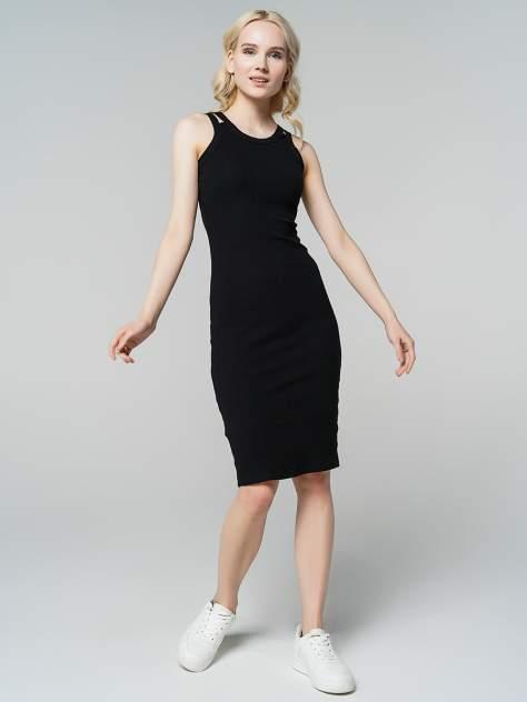 Платье женское ТВОЕ 81291 черное M
