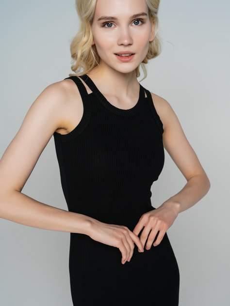 Платье женское ТВОЕ 81291 черное L