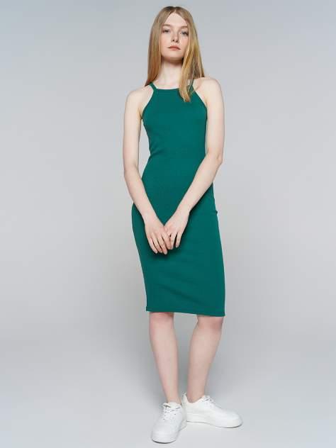 Женское платье ТВОЕ 81294, зеленый