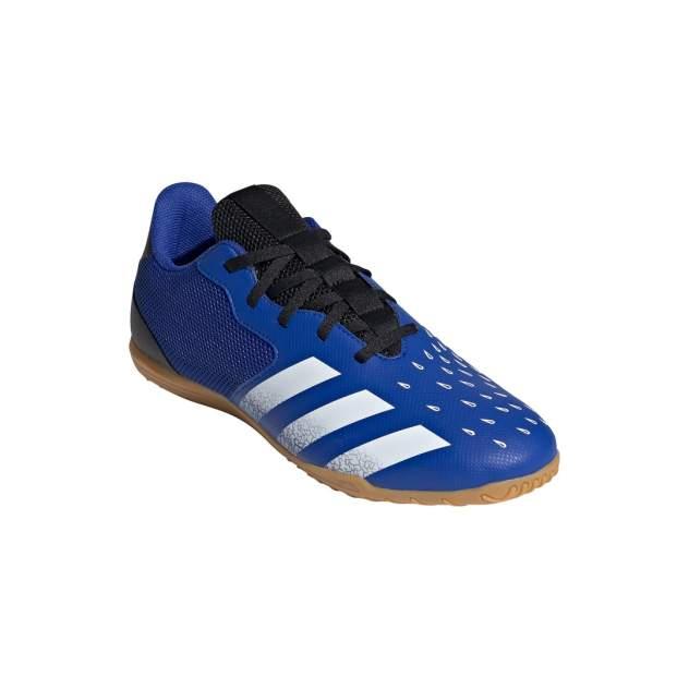 Кроссовки мужские Adidas Predator Freak .4 In Sala синие 10 UK