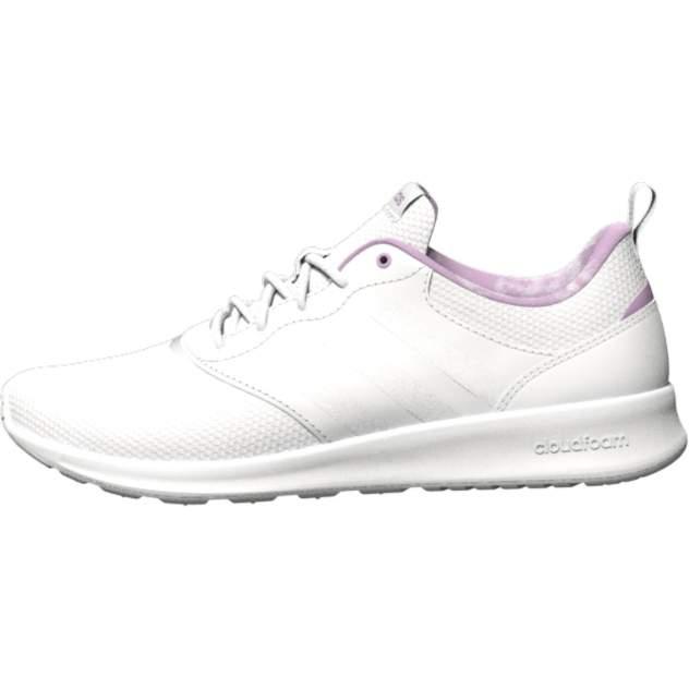 Кроссовки женские Adidas QT Racer 2.0, белый