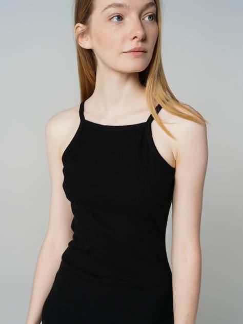 Платье женское ТВОЕ 81294 черное S