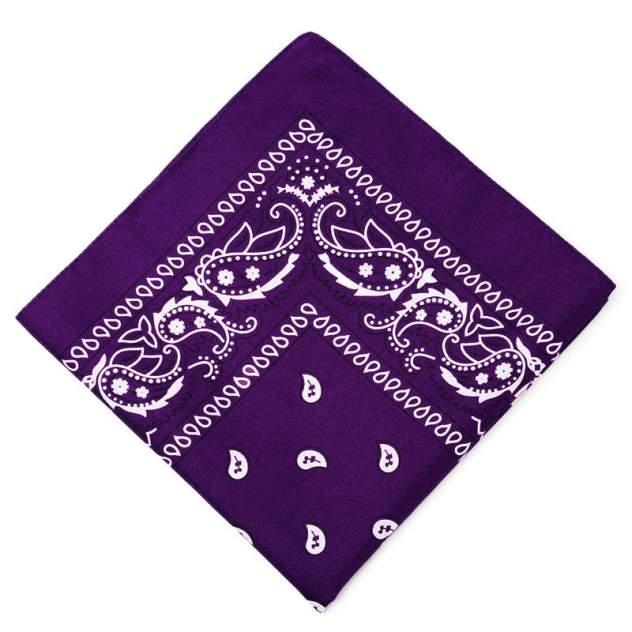 Бандана женская Baziator DN0007T фиолетовая