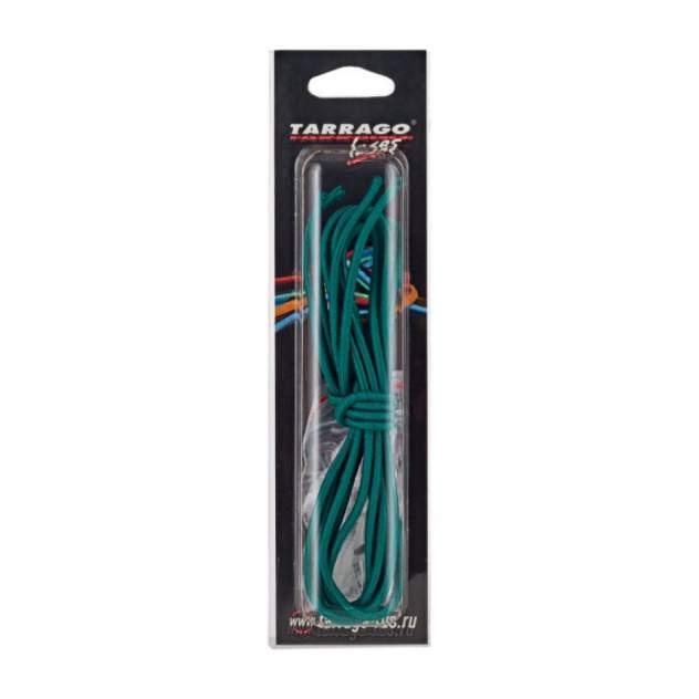 Регулируемые эластичные шнурки Tarrago TL43 зеленые 100см