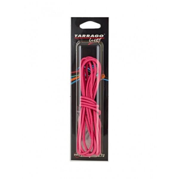 Регулируемые эластичные шнурки Tarrago TL43 розовые 100см