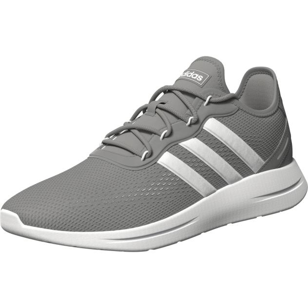 Кроссовки мужские Adidas Lite Racer RBN 2.0 серые 7.5 UK