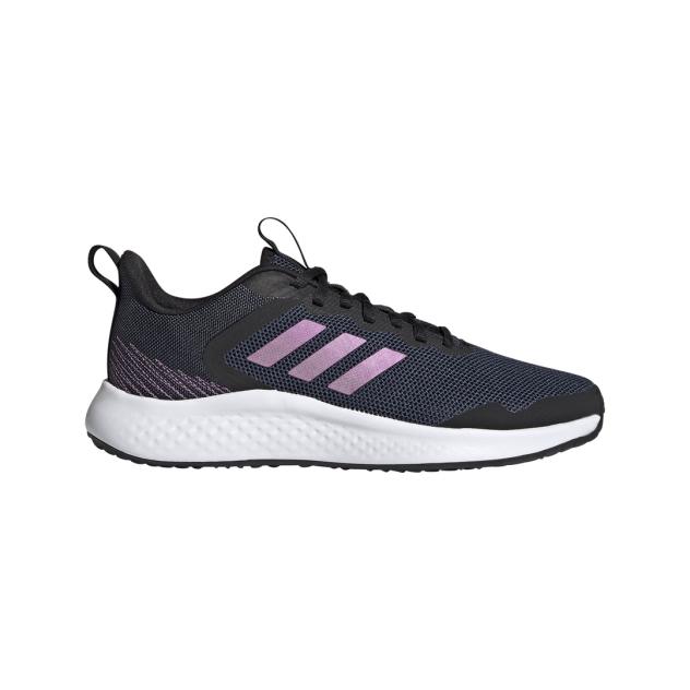 Кроссовки женские Adidas FluidStreet, черный