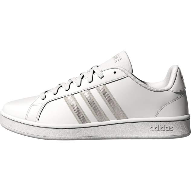 Кеды женские, Adidas Grand Court, белый