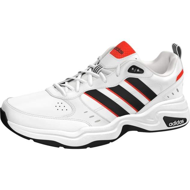 Кроссовки мужские Adidas Strutter белые 9.5 UK
