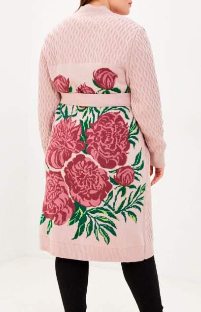 Кардиган женский MILANIKA 1085 розовый 42-44 RU